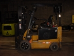 Cat Electric Forklift 5500#