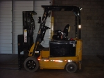 Cat 5500# Electric Forklift