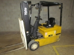 Forklift, Yale Electric 4000#