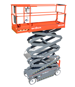Aerial Lifts / Scissor Lifts