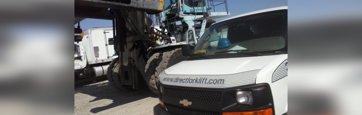 Direct Forklift Service